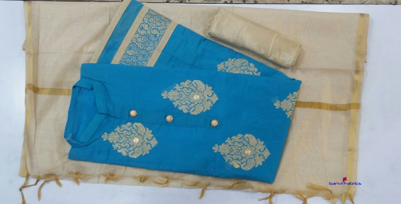 cb7c3af851 Buy Silk Dress Material Online India – DACC