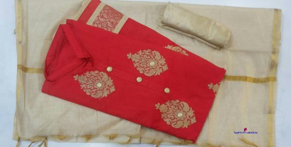 Chenderi Dress Material Online