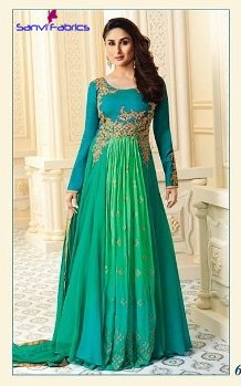 Kareena Vol-2 Replica Suit Catlogue - 6184
