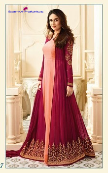 Kareena Vol-2 Replica Suit Catlogue - 6187